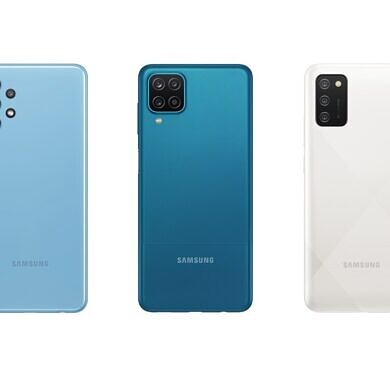 Samsung brings a trio of budget phones to the UK, including the Galaxy A32 5G