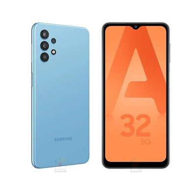 Here's our best look at the Galaxy A32 5G, Samsung's cheapest 5G phone to date