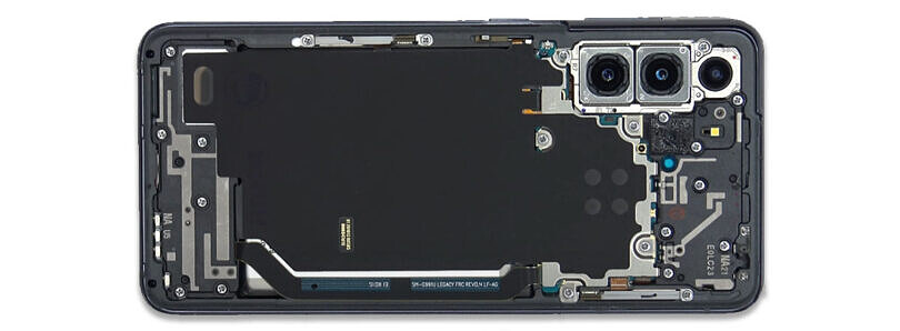 Galaxy S21 teardown gives us our first look inside Samsung's 2021 flagship
