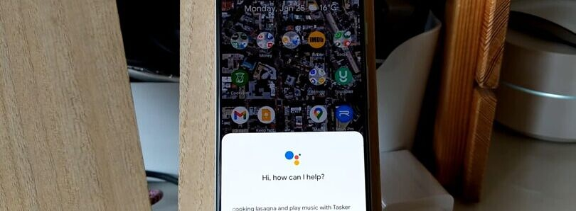 You can now run Tasker tasks straight from Google Assistant