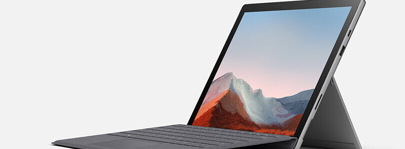 Microsoft's Surface Pro 7 Plus has LTE and Intel's 11th Gen processors