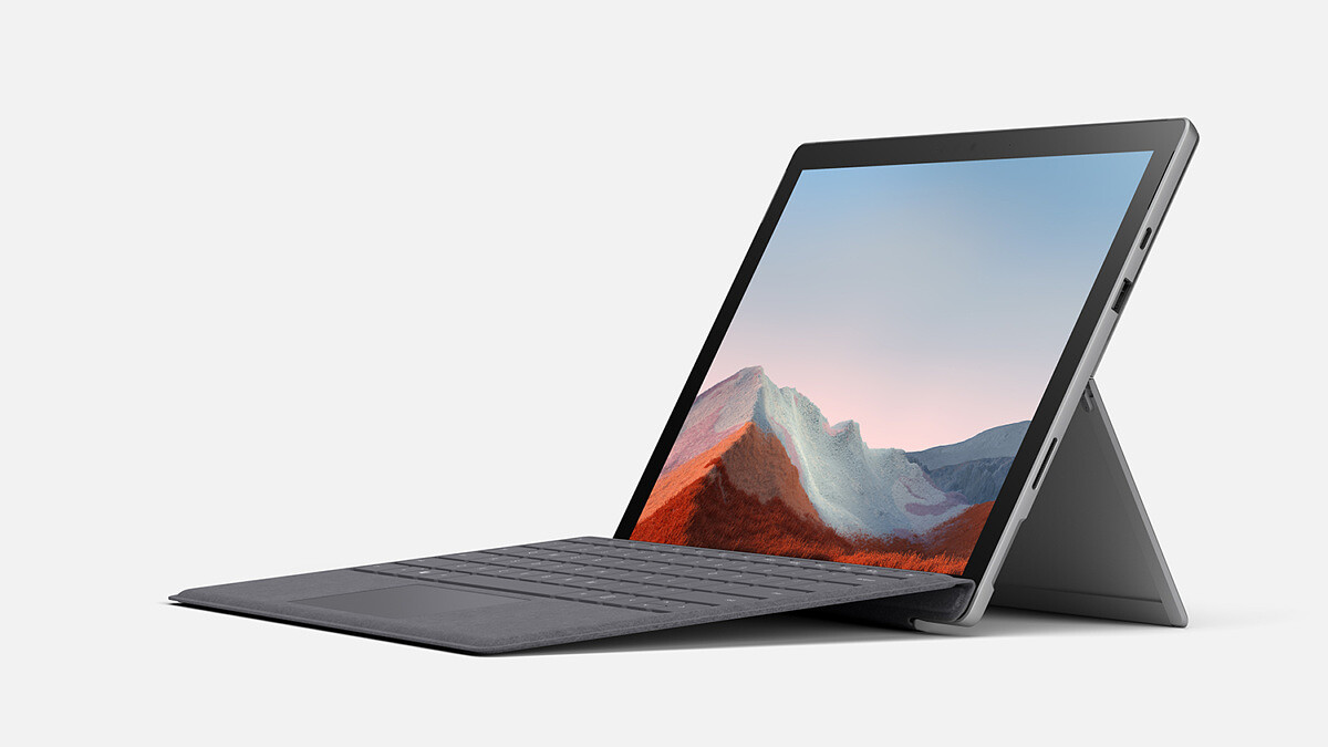 Surface Pro 7 (4GB Ram, Intel i3 Core)