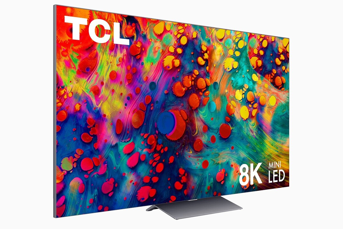 6-series TCL TVs with 8K