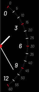 OnePlus Band watch face
