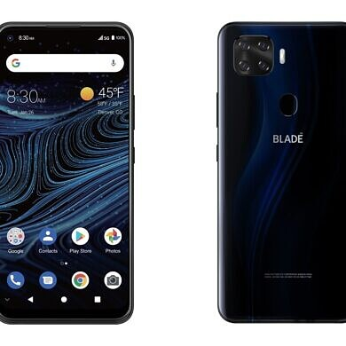 ZTE's Blade X1 supports 5G on Visible for just $384