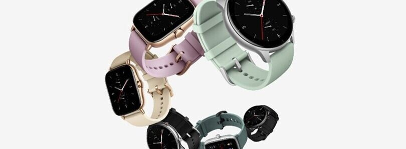 Amazfit's new GTR 2e and GTS 2e smartwatches are $140 Apple Watch alternatives