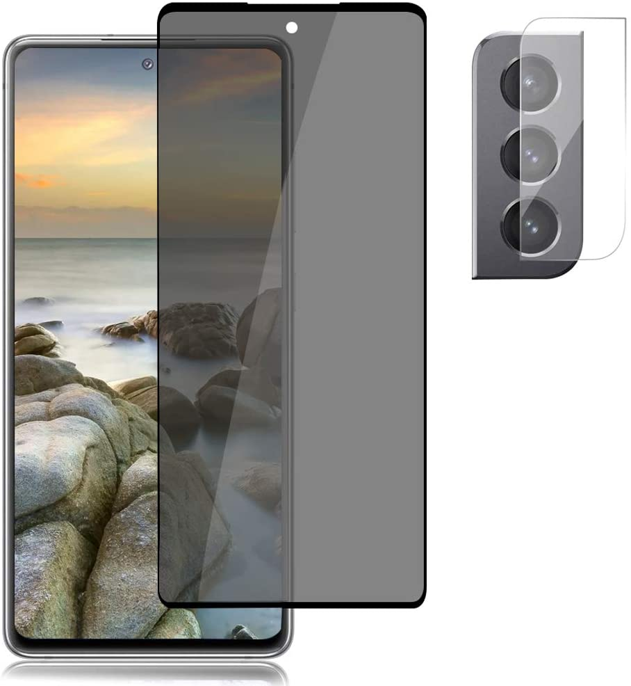 Privacy Screen Protector and Camera Film
