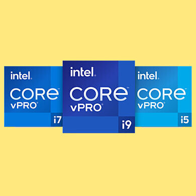 Intel 11th-Gen vPro and H-series mobile processors officially launched