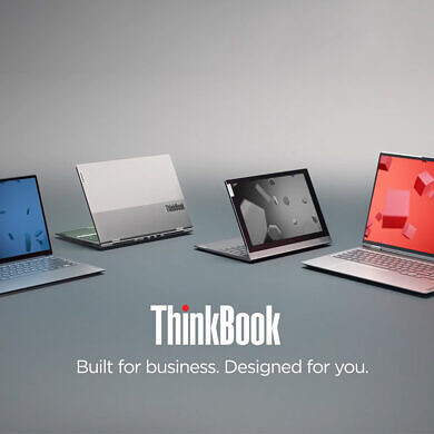 Lenovo launches new ThinkBook series with Intel 11th-Gen and AMD Ryzen processors
