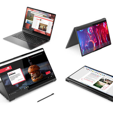 Lenovo Yoga 9i, Yoga 7i, IdeaPad Slim 5i with Intel's latest 11th-Gen processors launched in India