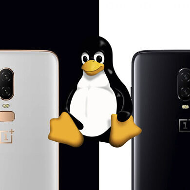 OnePlus 6 and OnePlus 6T seeing work for mainline Linux kernel support