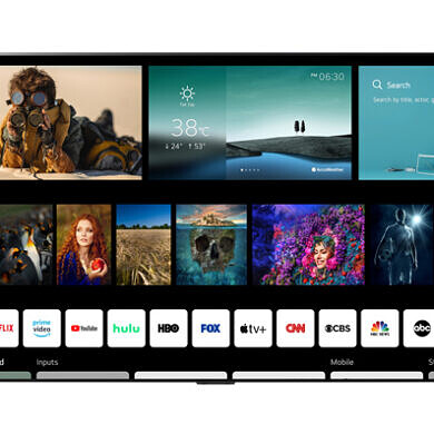 LG's 2021 TVs will support Google Stadia and GeForce NOW, run webOS 6.0
