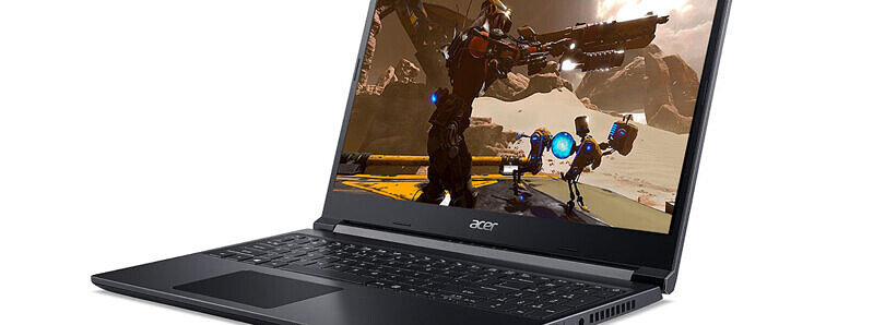 Acer Aspire 7 is the first gaming laptop to bring AMD's new Ryzen 5000 CPUs to India