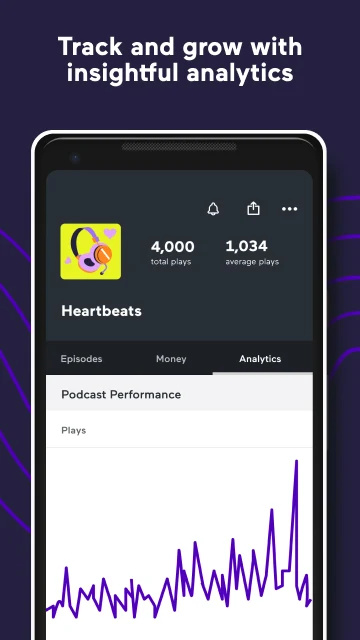 Anchor Podcast App on Android