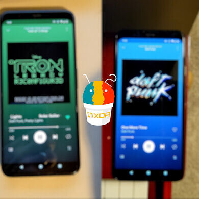 Android 12's audio-coupled haptic effect is even cooler than it sounds