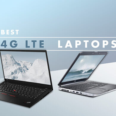 Here are the best 4G laptops you can buy in May 2021: Lenovo, Dell, Microsoft, & more!