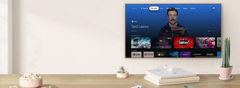 Apple TV app launches for Chromecast with Google TV