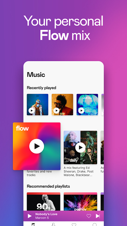 best music player apps Deezer