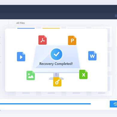 EaseUS Data Recovers for Windows, MAC, iOS and Android