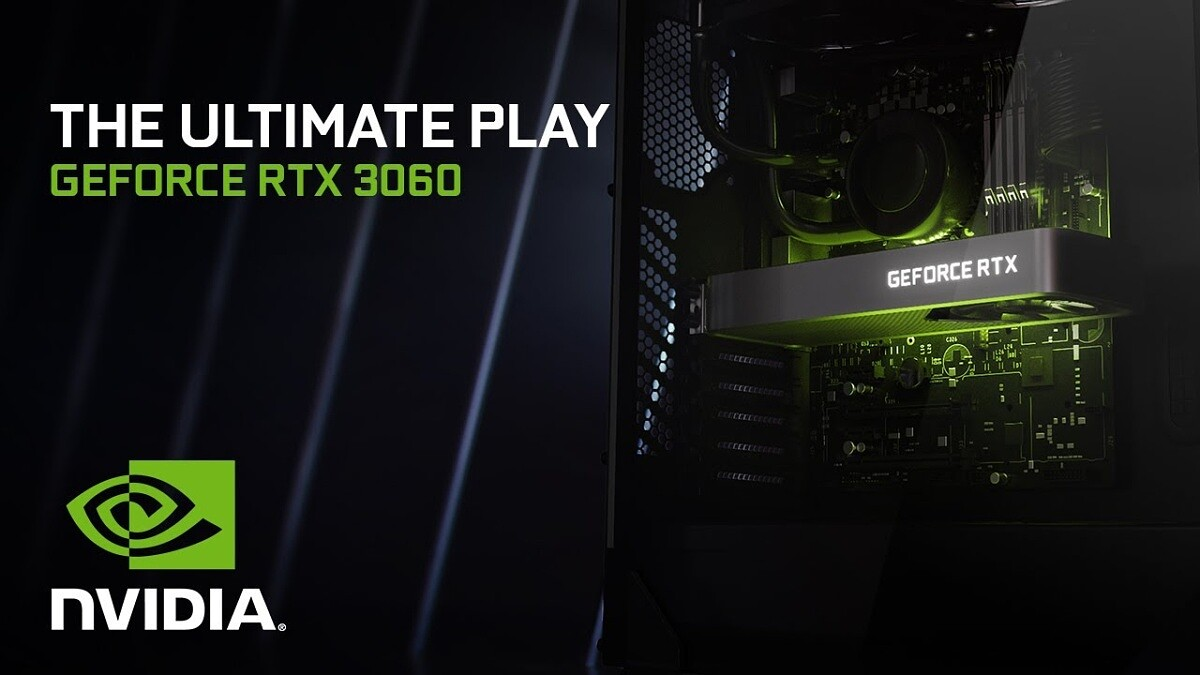 The GeForce RTX 3060 releases today at noon EST! Here's where to order one