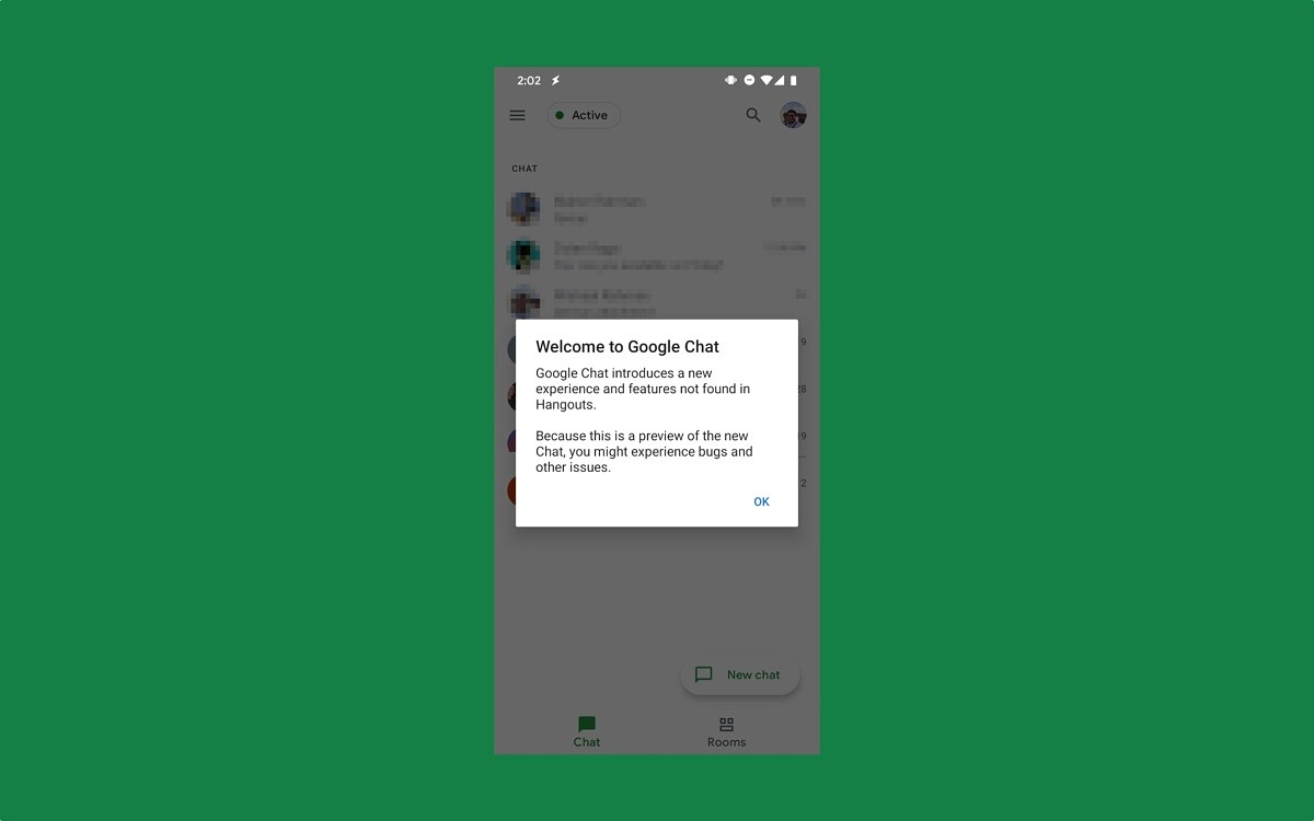 Google Chat is rolling out support for classic Hangouts users - XDA Developers