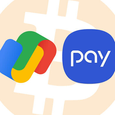 Google Pay and Samsung Pay will soon let you pay with Bitcoin and other cryptocurrencies