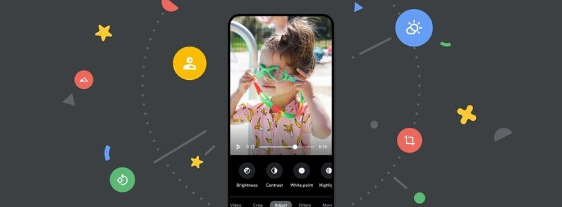 Google Photos for Android gets advanced video editor and more premium features