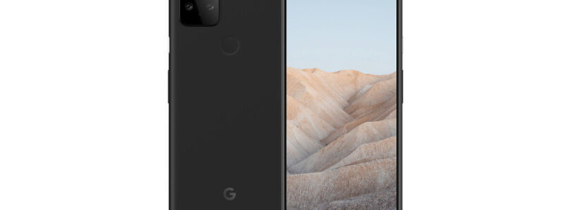 Google Pixel 5a stops by the FCC, revealing 3 models