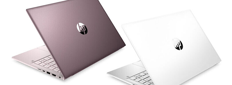 HP Pavilion laptops updated with Intel's 11th-gen processors and sustainable recycled plastics