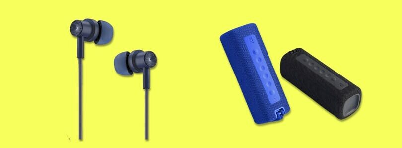 Xiaomi's new audio gear in India includes an ANC neckband and 16W Bluetooth speaker