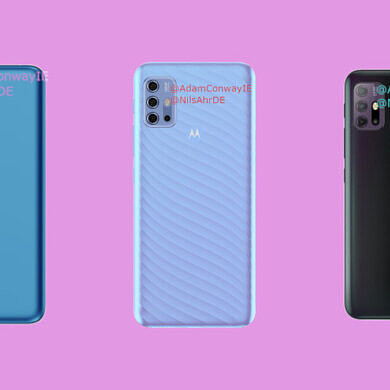 Here's what we know about Motorola's Moto G10, Moto G30, and Moto E7 Power
