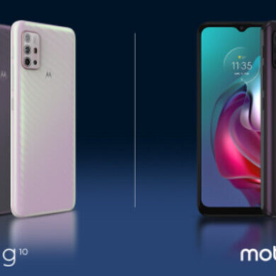 Motorola Moto G30 and Moto G10 offer modest specs at affordable prices in Europe