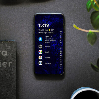 Niagara Launcher is a fresh take on the Android home screen, and it's now out of beta