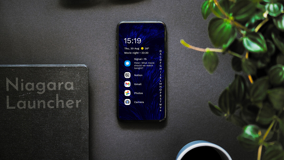 Niagara Launcher adds a beautiful weather widget and more in version 1.1