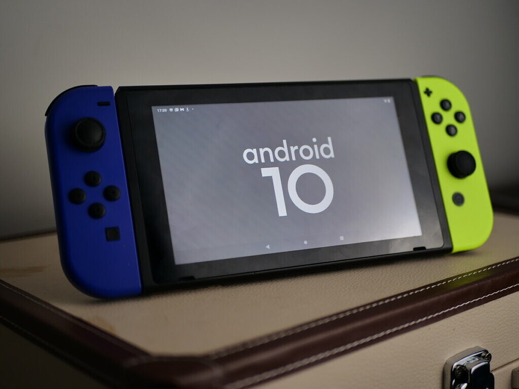 Android on the Nintendo Switch