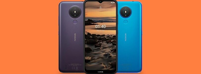 Nokia 1.4 debuts with a giant screen and small price