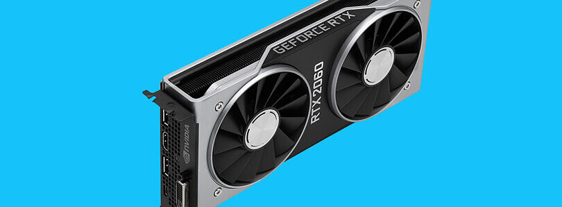 NVIDIA hopes to stabilize GPU shortages by releasing stocks of RTX 2060, GTX 1050 Ti