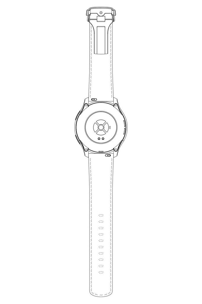 OnePlus Watch leaked patents