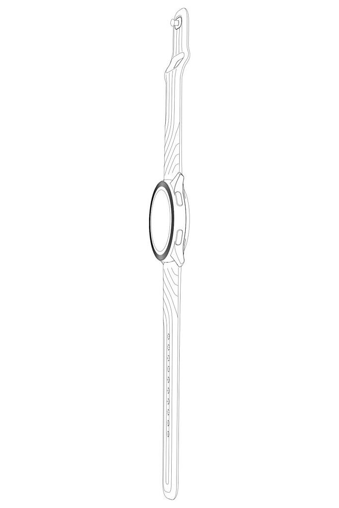 OnePlus Watch Sport leaked patents
