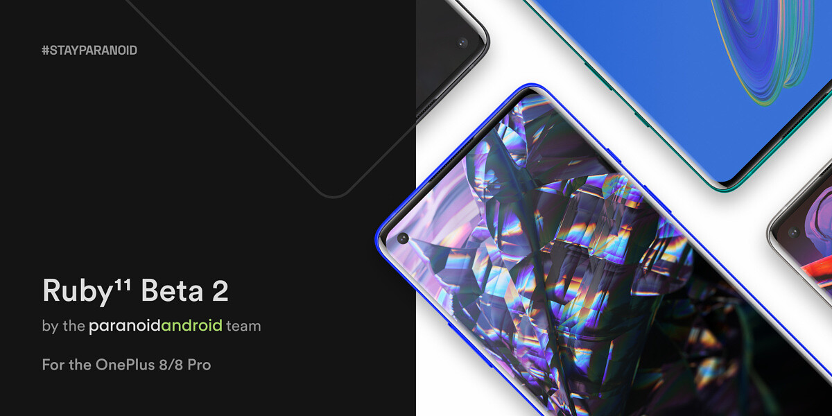 Fresh Paranoid Android 11 builds out for the OnePlus 8 and 8T, Xiaomi Mi A3, and Redmi Note 8/8T
