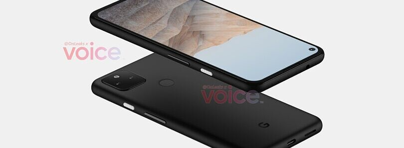 Google Pixel 5a looks to be a carbon copy of the Pixel 4a 5G