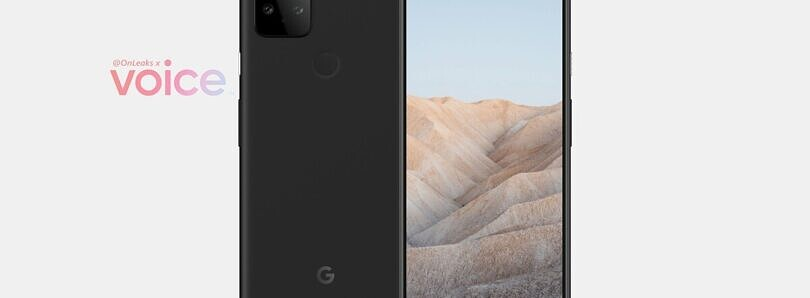 Google may have accidentally shared a photo from the Pixel 5a