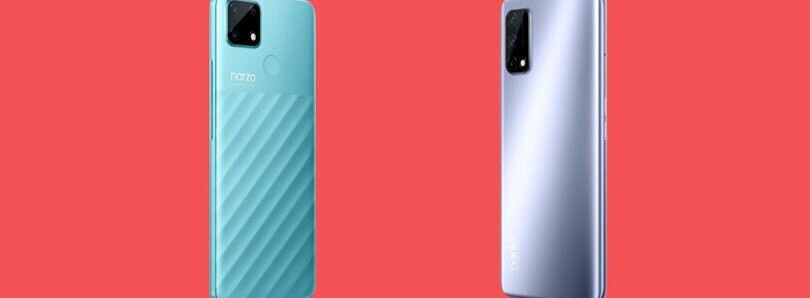 Realme Narzo 30 Pro, Narzo 30A launched in India along with Realme Buds Air 2 and gaming accessories