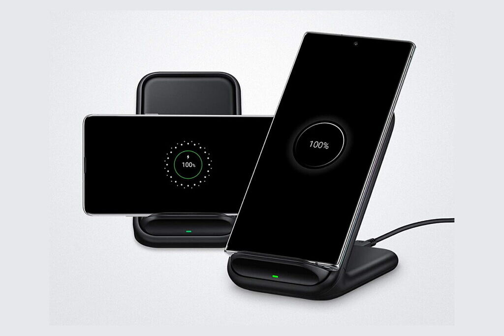 Samsung Galaxy S21 Qi Wireless Chargers