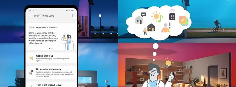 Samsung launches SmartThings Labs to let users test new features