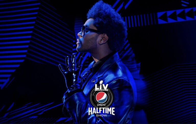 The Weeknd will perform at the 2021 Super Bowl Halftime Show.