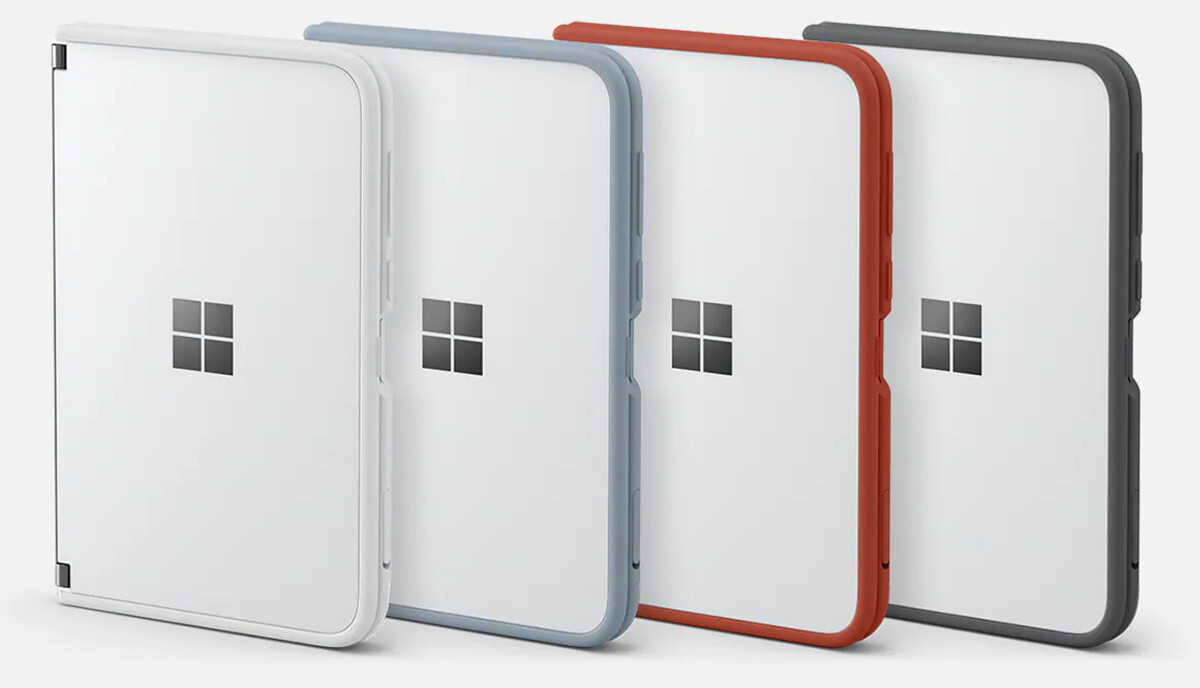Surface Duo Bumper