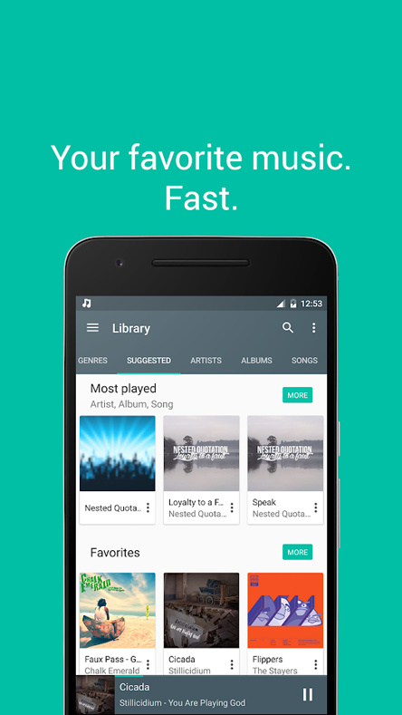 best music player apps Shuttle