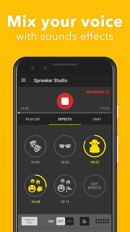 Spreaker Studio Podcast App on Android