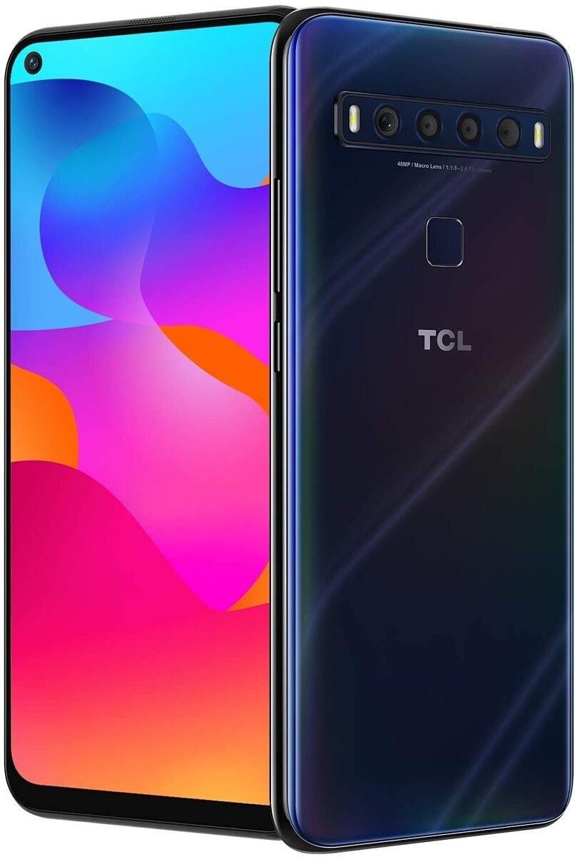 TCL 10L (Android Unlocked)